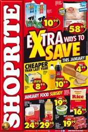 Find Specials || Shoprite January Savings