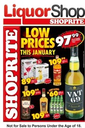 Find Specials || EC Shoprite Liquor Deals