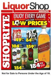 Find Specials || Eastern Cape Shoprite Liquor Deals