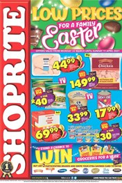Find Specials || EC Shoprite Family Easter