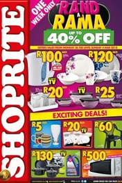 Find Specials || Eastern Cape Shoprite Rand a Rama Deals