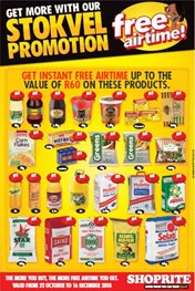 Find Specials || Eastern Cape Shoprite Stokvel Promotion