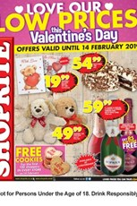 Find Specials || EC Shoprite Valentine's Day Deals