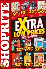 Find Specials || Shoprite Extra Low Prices Promotion Catalogue