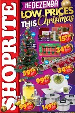 Find Specials || Great North Shoprite Christmas Specials