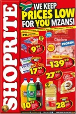 Find Specials || Gauteng, Limpopo, North West, Mpumalanga Shoprite Deals