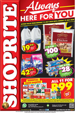 Find Specials || Great North Shoprite Deals