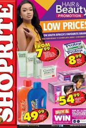 Find Specials || Great North Shoprite Hair and Beauty Promotion