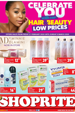 Find Specials || Great North Shoprite Hair and Beauty Deals