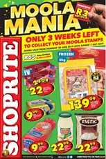 Find Specials || Great North Shoprite Moola Mania Deals