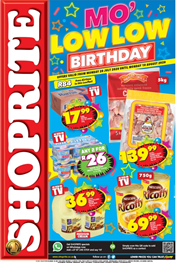 Great North Shoprite Deals