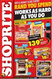 Find Specials || Great North Shoprite Specials