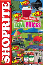 Find Specials || Great North Shoprite Spring Specials