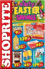 Find Specials || Great North Shoprite Easter Savings