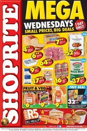 Find Specials || KZN Shoprite Mega Wednesdays