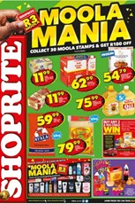 Find Specials || KZN Shoprite Moola Mania Promotion