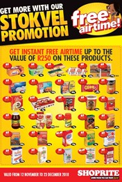 Find Specials || KZN Shoprite Stokvel Promotion