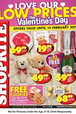 Find Specials || KZN Shoprite Valentine's Day Deals
