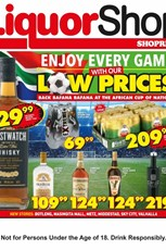 Find Specials || Great North Shoprite Liquor Deals