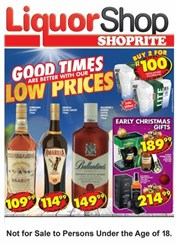 Shoprite LiquorShop Deals