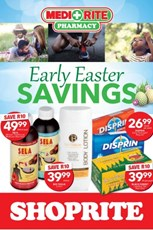 Find Specials || Shoprite Medirite Early Easter Deals