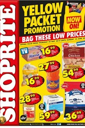 Find Specials || Northern Cape, Free State Shoprite Deals