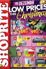 Find Specials || Northern Cape, Free State Shoprite Christmas Deals