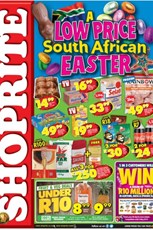 Find Specials || NC, FS Shoprite Easter Specials
