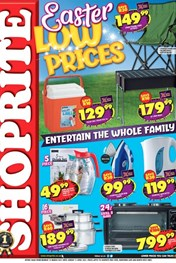 Find Specials || NC, FS Shoprite Easter Low Prices
