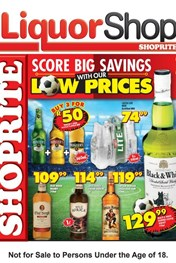Find Specials || Northern Cape, Free State Shoprite Liquor Deals