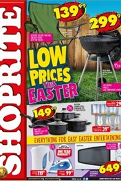 Find Specials || Northern Cape, Free State Shoprite Low Price Easter Deals