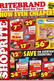 Find Specials || Northern Cape, Free State Shoprite Promotions