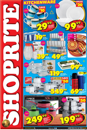 WC Shoprite Birthday Promotion