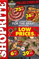 Find Specials || Western Cape Shoprite Braai Day Deals