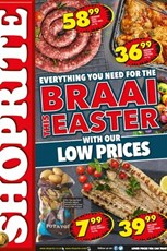 Find Specials || Western Cape Shoprite Braai Easter Promotions