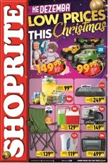 Find Specials || Western Cape Shoprite Christmas Specials