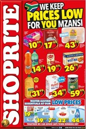 Find Specials || Western Cape Shoprite Low Price Deals