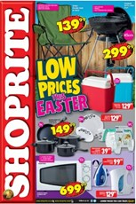 Find Specials || WC Shoprite Easter Low Prices Deals