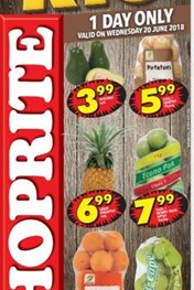 Find Specials || Western Cape Shoprite Fruit & Veg Deals