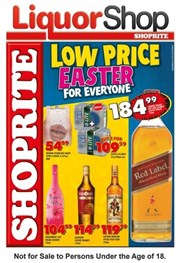 Find Specials || Western Cape Shoprite LiquorShop Deals