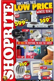 Find Specials || Western Cape Shoprite Small Appliances Specials