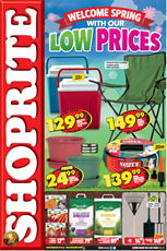 Find Specials || WC Shoprite Spring Specials
