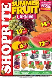 Find Specials || Western Cape Shoprite Summer Fruit Deals