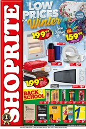 Find Specials || WC Shoprite Winter Specials