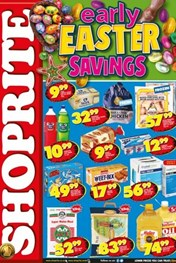 Find Specials || KZN Early Easter Shoprite Deals