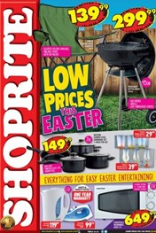 Find Specials || KZN Shoprite Low Price Easter