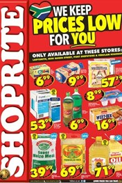 Find Specials || KZN Shoprite Low Price Specials