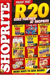 Find Specials || KZN Shoprite Extra Ways To Save