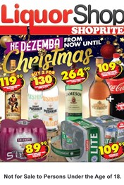 Find Specials || Western Cape, Eastern Cape, Northern Cape, KZN Shoprite Liquorshop Specials