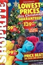 Find Specials || Shoprite Christmas Catalogue Deals